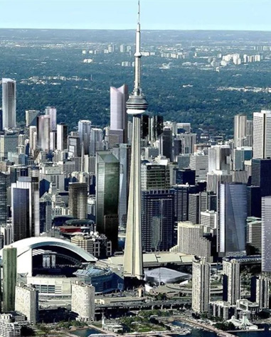 Toronto the dynamic